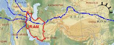 The strategic position of Iran shipping
