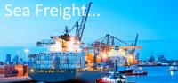 SEA FREIGHT BY CONTAINER